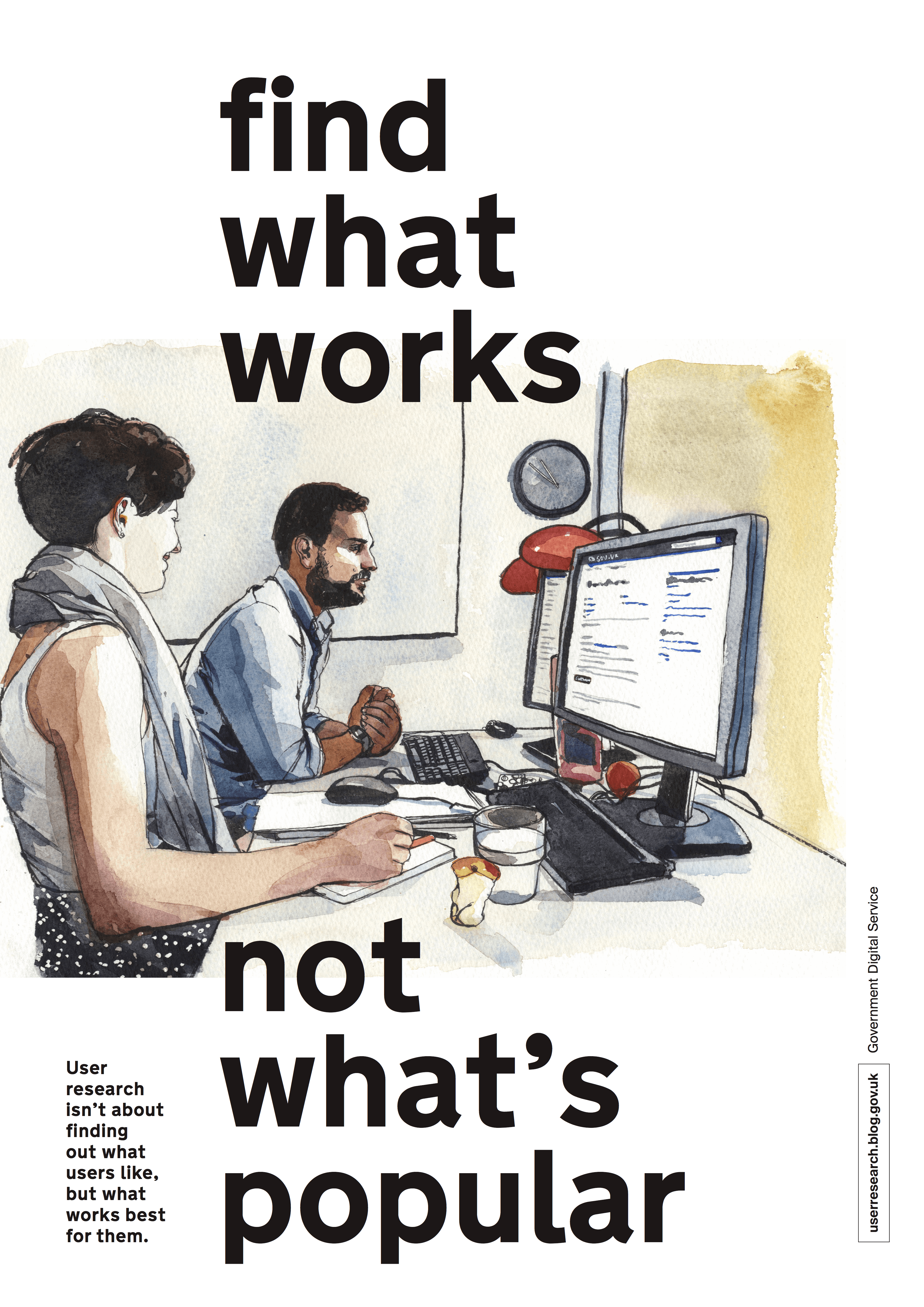 What Works Not Popular Poster